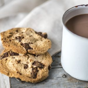 Cookies de Chocolate – LowCarb