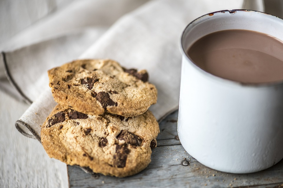 Cookies de Chocolate – LowCarb